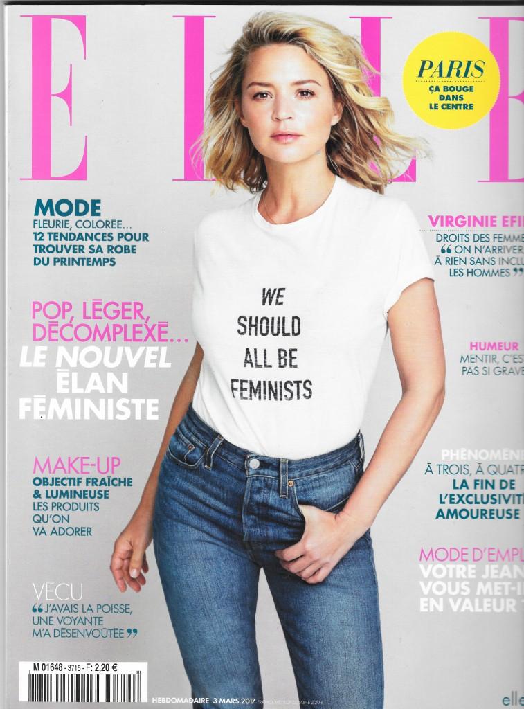 Cover Elle Mars 1 2017